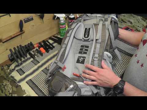 Mountaintop Adventure 65L Backpack (видео)