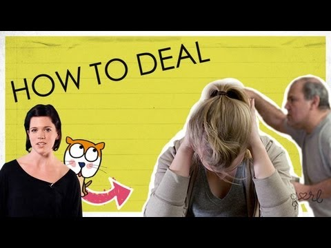 With Alcoholic Parents - How To Deal
