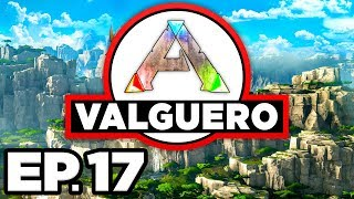 ARK: Valguero Ep.17 - • ANCIENT T-REX VS ZOMBIE REX, APEX FLAK ARMOR!! (Modded Gameplay Let's Play)