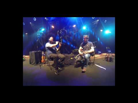 Chris McMullan & Michael Coult Uilleann pipes & Flute Three Reels