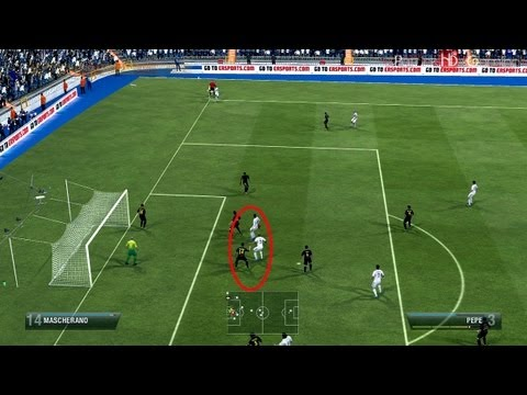 Fifa 13 | Corner Kick Tutorial | Scoring after Corners | IN-DEPTH | by PatrickHDxGaming