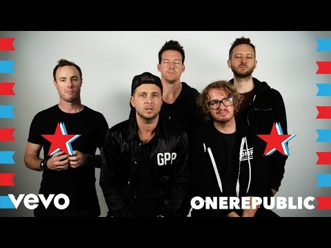 OneRepublic - Voting 101: Get Out The Vote