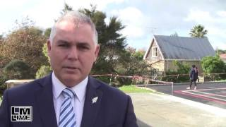 Rodney MP Mark Mitchell discusses Hill Street