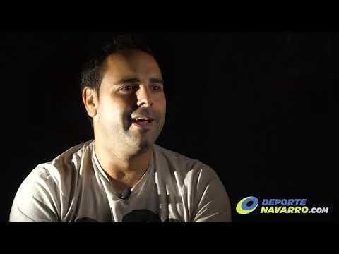 Entrevista Javier Arilla, director técnico Federación Navarra de Béisbol