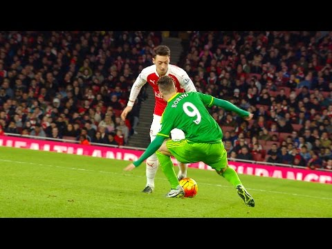 Gunners Got Game! Arsenal Skill Compilation | December-January