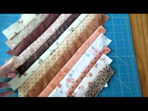 trapunta reversibile in patchwork