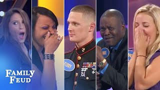 Video ALL-TIME GREATEST MOMENTS in Family Feud history!!! | Part 10 | TOP 5 EPIC BUZZER BREAKDOWNS!!! MP3, 3GP, MP4, WEBM, AVI, FLV September 2018