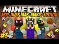 Minecraft: DELTI TO PIENIĄŻEK! - Epic Jump Map: Mario Edition #3