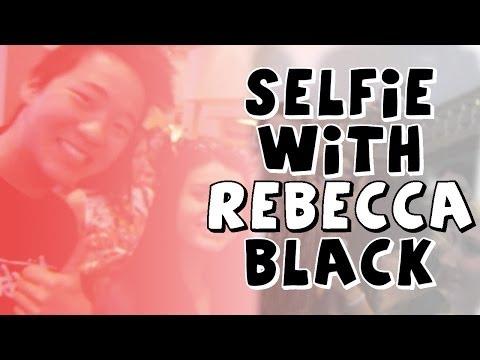 Selfie With Rebecca Black! Playlist Live – Vlog