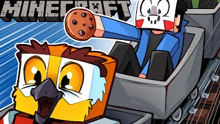 Video I PLAYED WITH VANOSS & NOGLA ON MINECRAFT! - (Delirious' Perspective) Tree House Build! MP3, 3GP, MP4, WEBM, AVI, FLV Agustus 2019