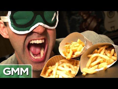 9 • E20___  _    Blind French Fry Taste Test