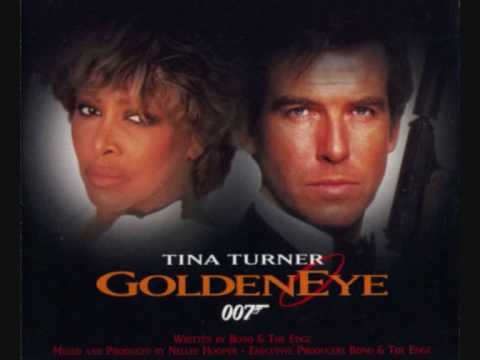 Goldeneye - Tina Turner ( full Version )