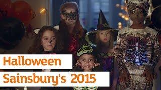 Sainsbury's Halloween TV Advert 2015