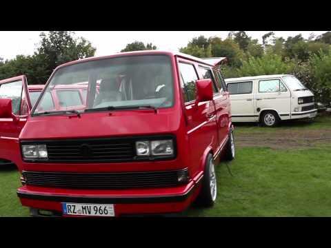 VW Bus Treffen Wietzendorf 2012