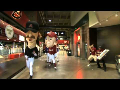 Diamondbacks - The MLB All-Star game will be held at Chase Field in Phoenix, Arizona on July 12th 2011. To promote