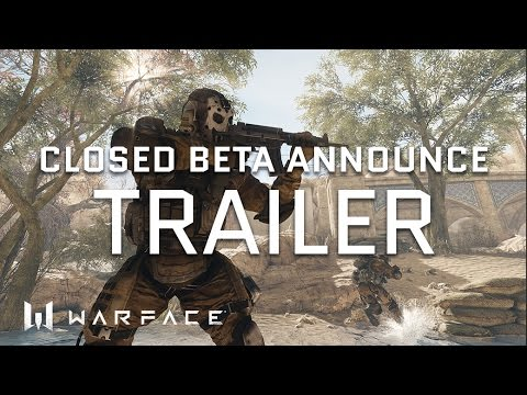 Warface, Crytek's Free-to-Play Shooter, Gets New Gameplay Video