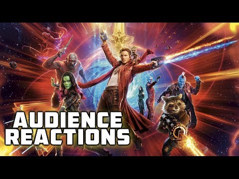 Guardians Of The Galaxy Vol 2 {spoilers}: Audience Reactions | May 5, 2017