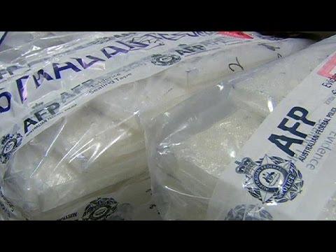 Αυστραλία: Τεράστια ποσότητα ναρκωτικών κατέσχεσαν οι αρχές