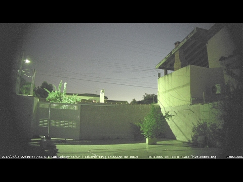 HIGH DEFINITION 1080p CAMERA FOR ASTRONOMY AND METEOR RESEARCH uploaded by Eduardo P.  Santiago
