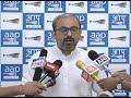 AAP Senior Leader Dilip Pandey Briefs Media on Officers Rejecting Orders by Delhi Govt