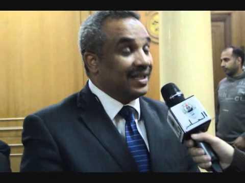 لقاء مع رئيس اللجنة القضائية لانتخابات المحامين