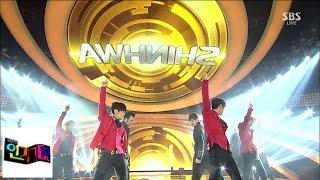 Download Lagu [신화 (SHINHWA)] Brand New (브랜뉴)  @인기가요 Inkigayo 150125 Mp3