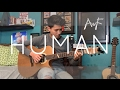Rag'n'Bone Man - Human - Cover (Fingerstyle Guitar)