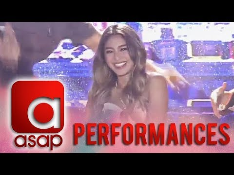 ASAP Nadine sings her newest single St4y Up