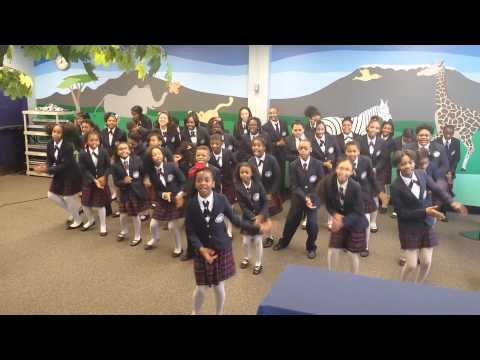 EJ: Elementary School Choir's Cover Of Pharrell's Happy Will Make You Smile!