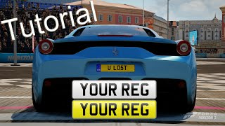 Nonton Forza Horizon 2 - LICENSE PLATES: How To Add Plates To Your Car [Request] Film Subtitle Indonesia Streaming Movie Download