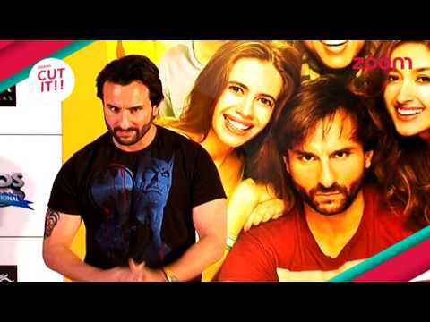 Saif Ali Khan's love bites | CUT IT!! | EXCLUSIVE