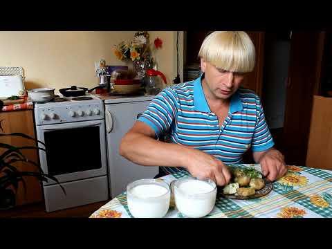 Gotuj z Gracjanem: młode kartofelki z kefirem