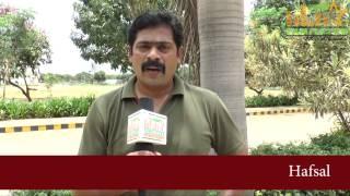 Hafsal at Aavikumar Movie Shooting Spot