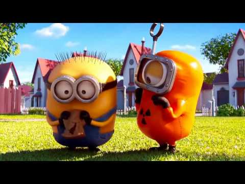 Funny Animation For Kids ★ Funny Minions Mini Movies 2016