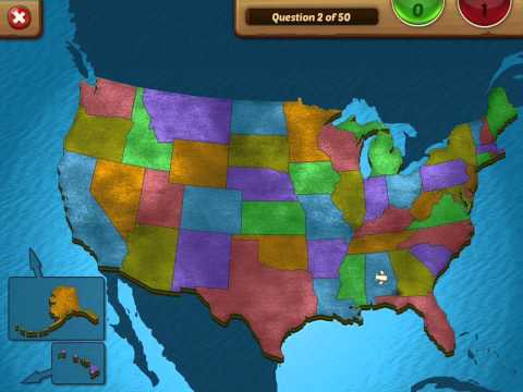 Video of GeoFlight USA: Geography