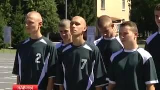 Закрытие 1 смены оздоровительного военно-патриотического лагеря круглосуточного пребывания «Граница»