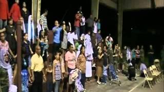 GRAN INVAZION DE FUEGO | PASTORA CASILLAS&EVANG. SHAMA | LIBERACION Y FUEGO