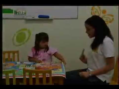 Watch videoSíndrome de Down en el programa ''Giros''