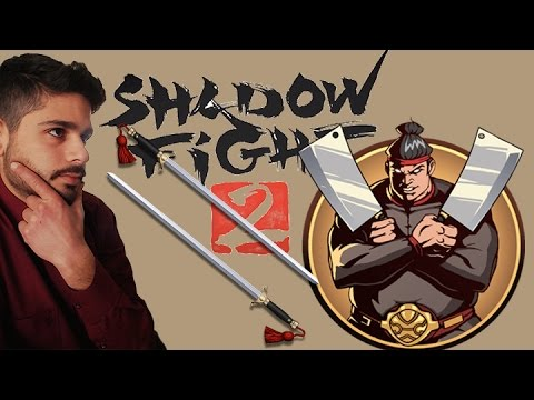 Shadow Fight 2 - Hermit'in Ekipmanları İle Kasap Boss Battle Final - Türkçe 1080p