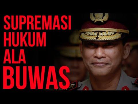 Supremasi Hukum Ala Buwas