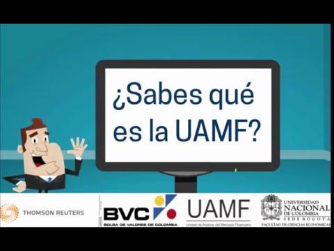 ¿Qué es la UAMF?