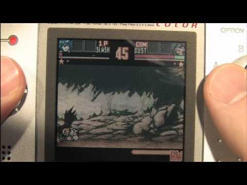 samurai shodown 2 neo geo pocket color