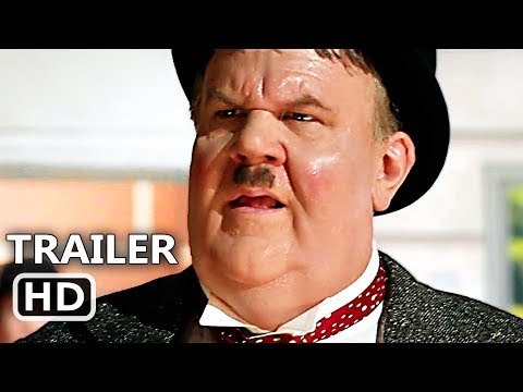 STAN & OLLIE Official Trailer (2018) Laurel And Hardy Movie HD