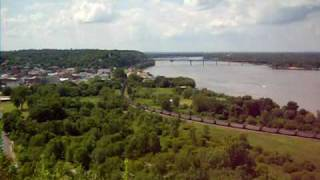 Hannibal (MO) United States  City pictures : Americana: Lover's Leap in Hannibal, MO by Wolters World