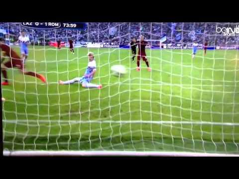 Lazio/Roma 1-2 25 maggio 2015 dalla TV degli Emirati Arabi
