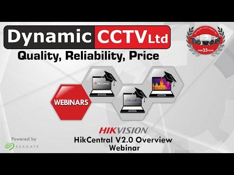 HikCentral V2.0 Overview Webinar