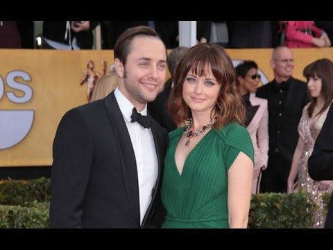 Alexis Bledel is Pregnant! Gilmore Girls Star and Vincent Kartheiser Expecting a Child Together