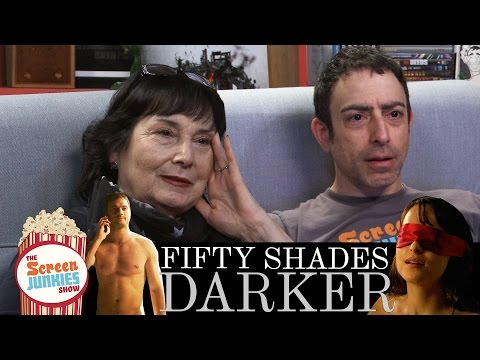 Watching Fifty Shades Darker With My Mom!