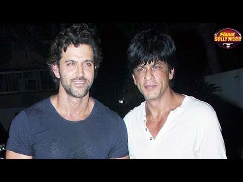 Hrithik & Shah Rukh Moved On From 'Kaabil'–�