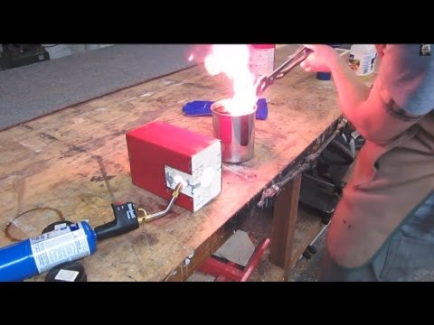 How To Heat-treat An O1 Knife Blade Using Cheap Common Tools.